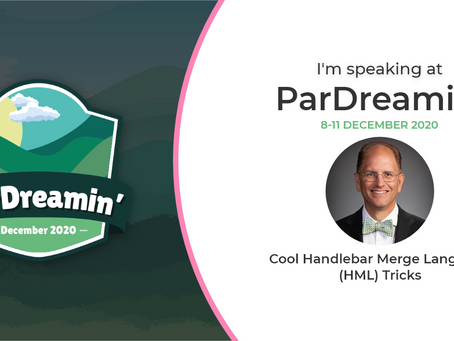 Cool Handlebar Merge Language {{HML}} Tricks: Pardreamin 2020 Session