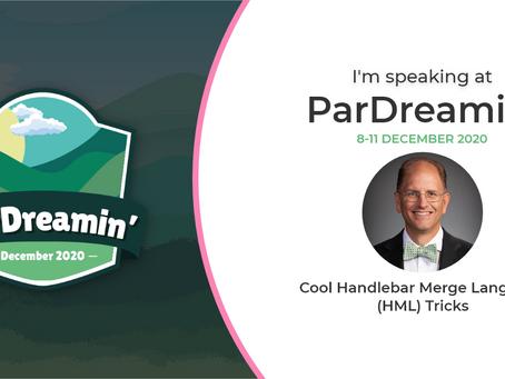 Cool Handlebar Merge Language {{HML}} Tricks: Pardreamin 2020 Session