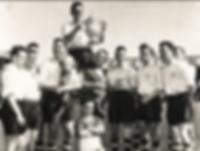 1957-58 League Winners Ards FC