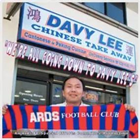 Davy Lee's CD