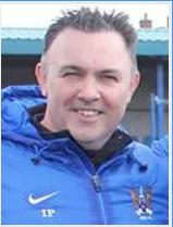 Ian Plunkett Ards F.C.