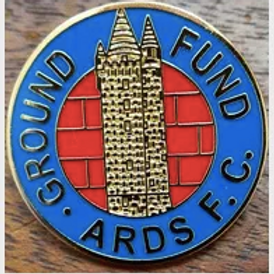 Ground Fund Pin Badge