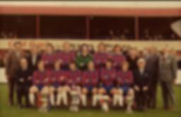 1974 Squad Ards FC