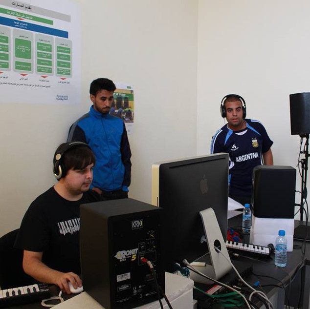 Benguerir Recording