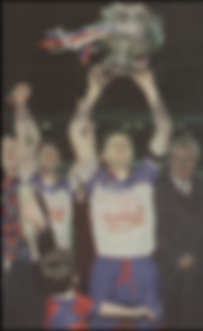1995 League Cup Winners Ards FC