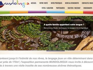 Au carrefour des disciplines : Mark Oremland fondateur de Mundolingua, musée des langues, du langage