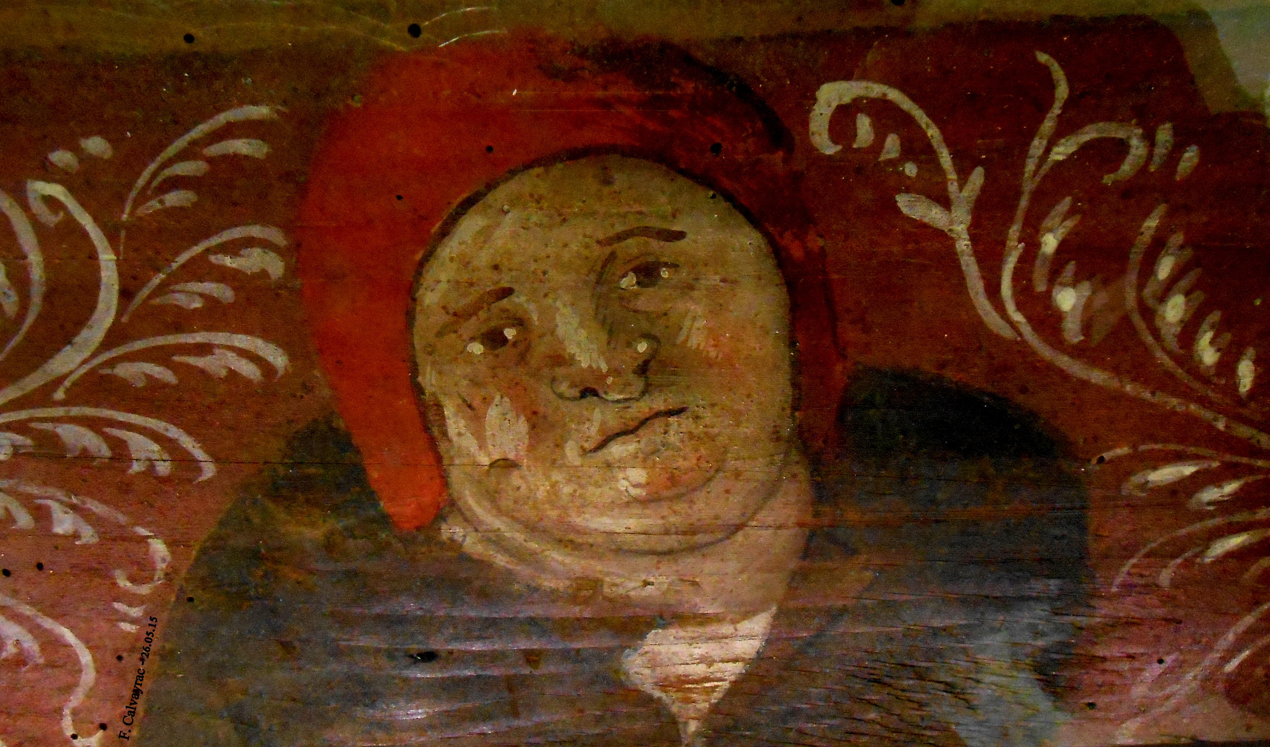 Portraits peints