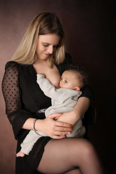 SLT Photographie: photographe professionnel allaitement bébé famille morbihan 56 vannes lorient bretagne