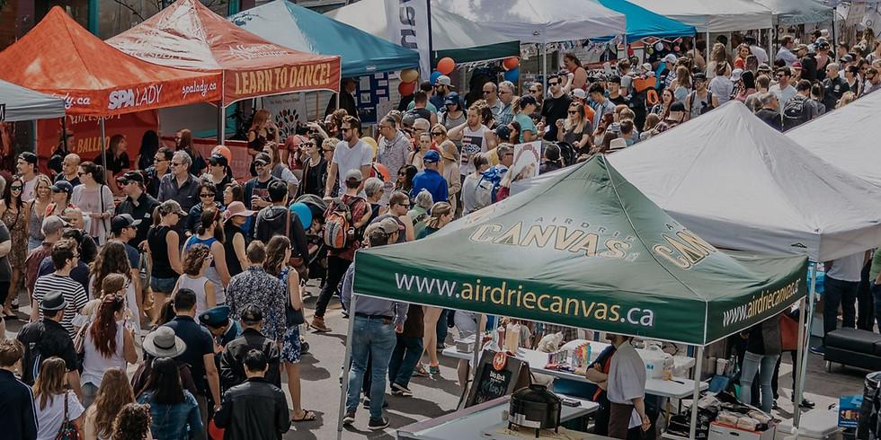 Calgary Lilac Festival!