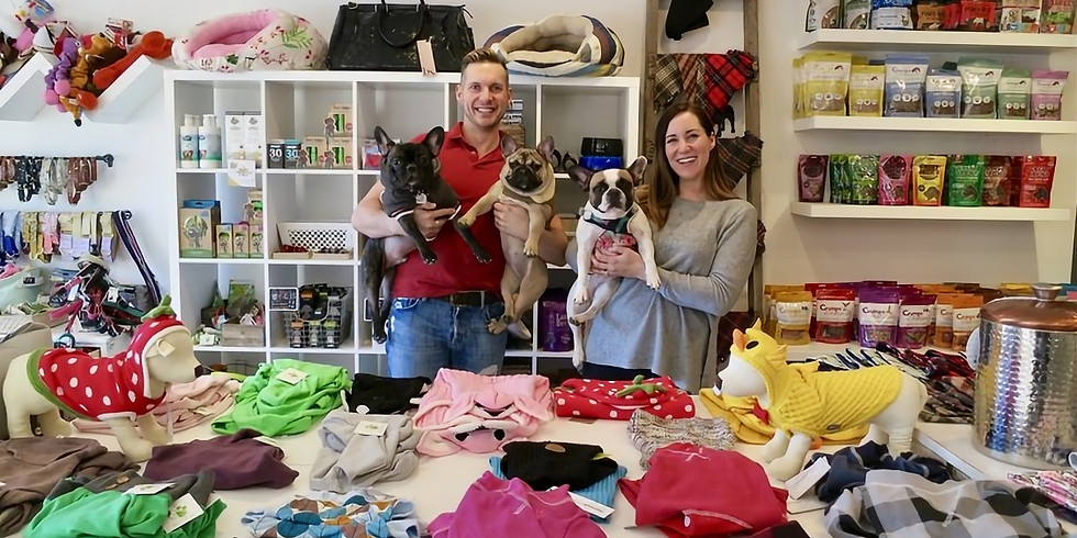 Doodle Dogs Market Pop Up