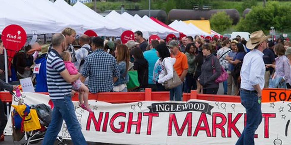 Calgary Inglewood Night Market