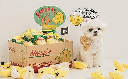 BITE ME x MERRY'S Banana