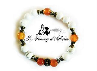 bracelet_howlite_cornaline