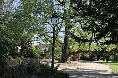 parc de la mairie de rungis