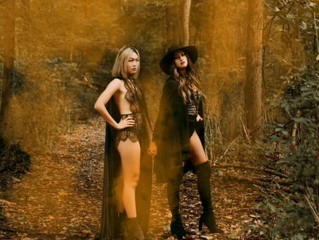 A Coven in the Woods