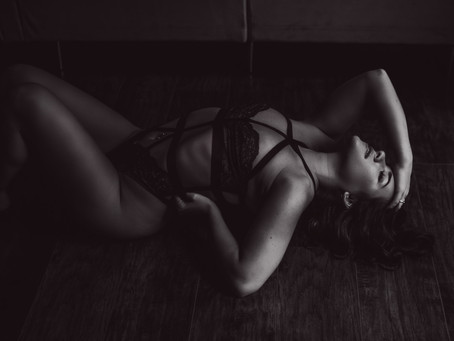 Boudoir is for You Before Anyone Else