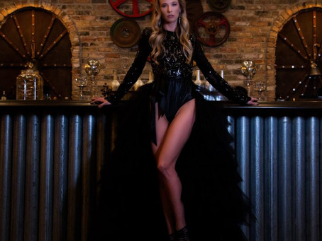 Tulle Skirts and Body Suits with Port Washington Lingerie Designer