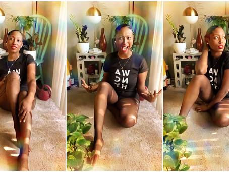 Webcam Session with Toni Black Magic