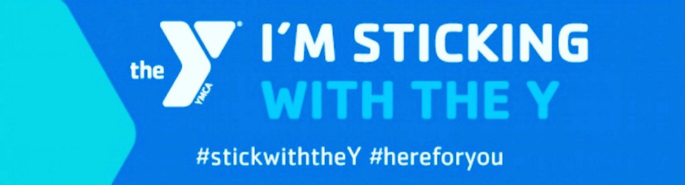 Attach this image to a picture and share how you're sticking with the Y!