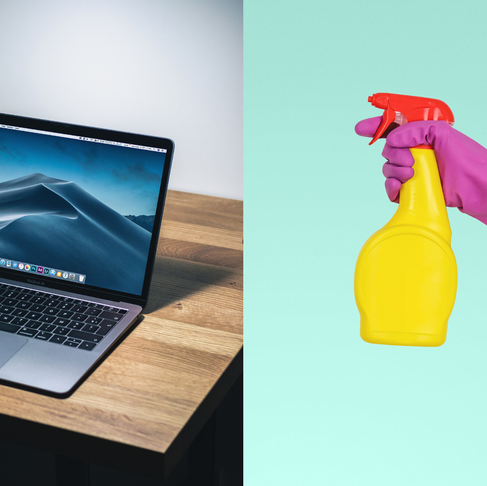 How to clean your MacBook Keyboard
