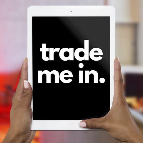iStore now accepts iPad for trade in