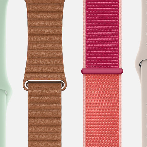 How to clean your Apple Watch Band