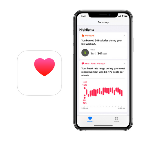 How to keep track of your health with the Health App