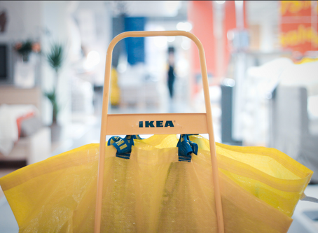 """When You're Decorating On A Budget, IKEA's """"As-Is"""" Section Is The Place To Shop"""