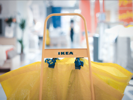 "When You're Decorating On A Budget, IKEA's ""As-Is"" Section Is The Place To Shop"