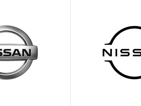 Nuevo logotipo para Nissan hecho internamente. Está Iluminado