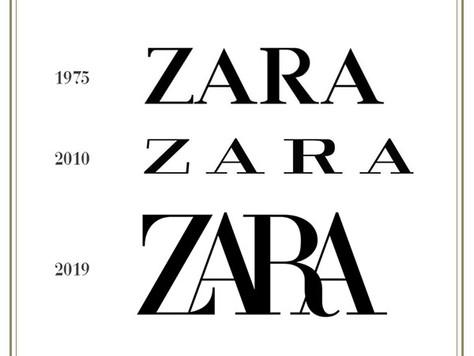 Zara y su nuevo rediseño
