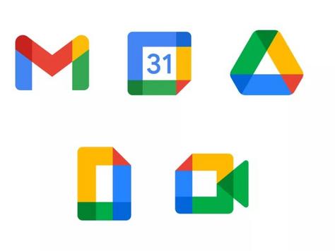 Google lanza Workspace y con él nuevos logos