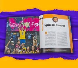 Club Tigres Libro Edgar García Design