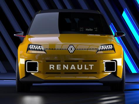 Renault no se quiere quedar atrás