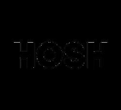 Hosh logotipo By Edgar García Design