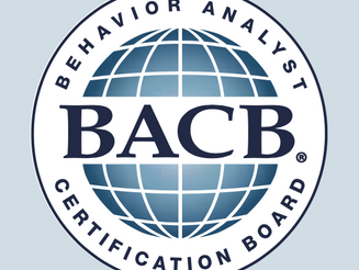 Congratulations to our newest Board Certified Behavior Analysts!