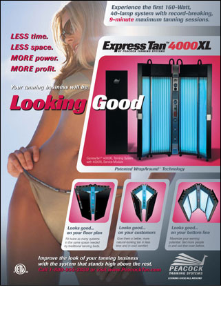 Peacock Tanning Systems