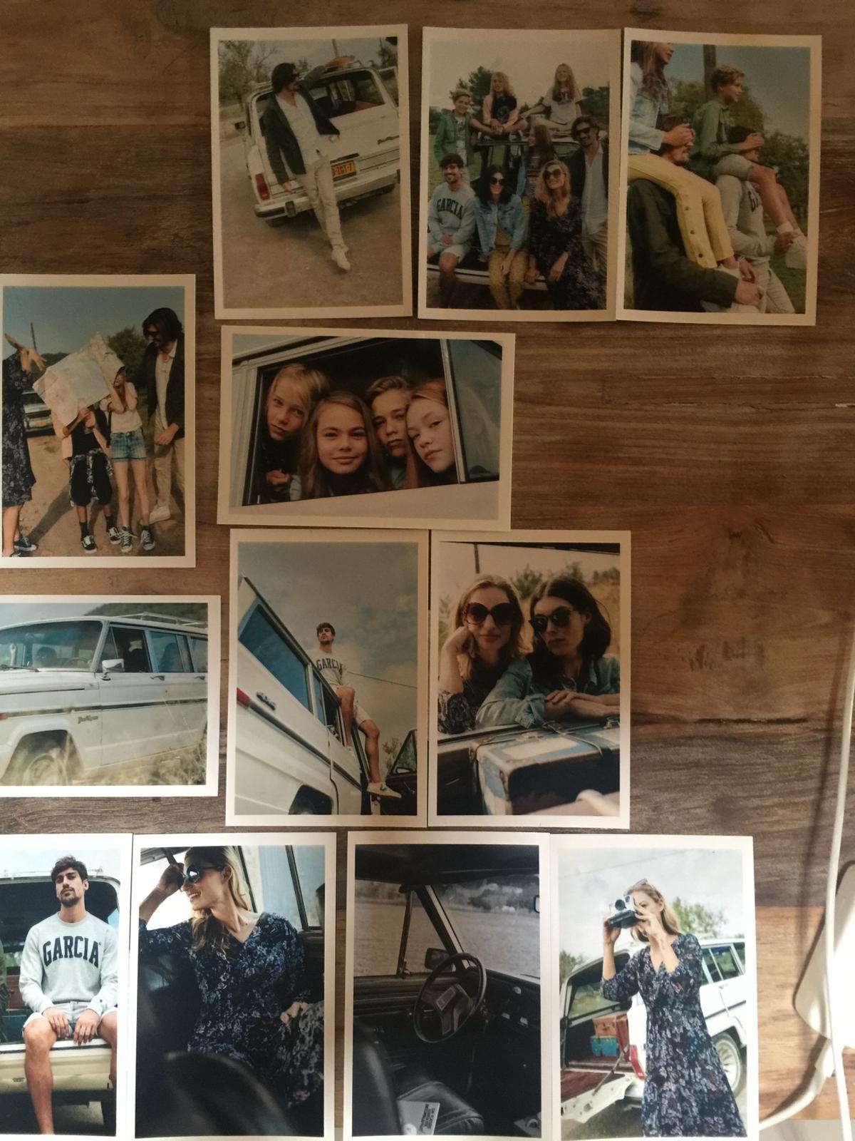 photoshoot for Gracia