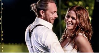wedding Karen Damen & Antony vander Wee