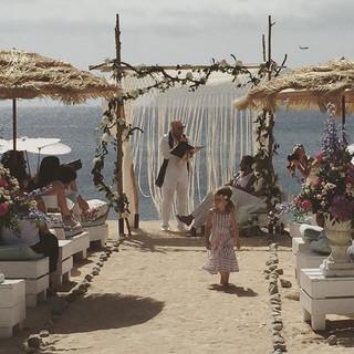styling wedding ceremony