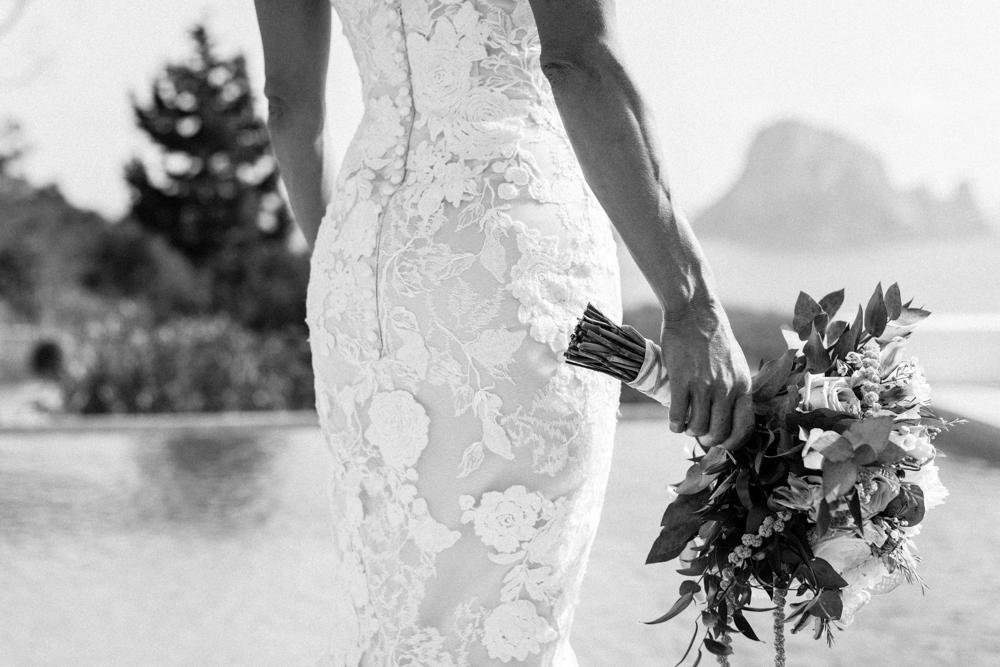 Es Vedra wedding views