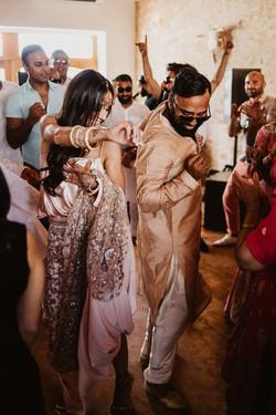 Indian ibiza wedding