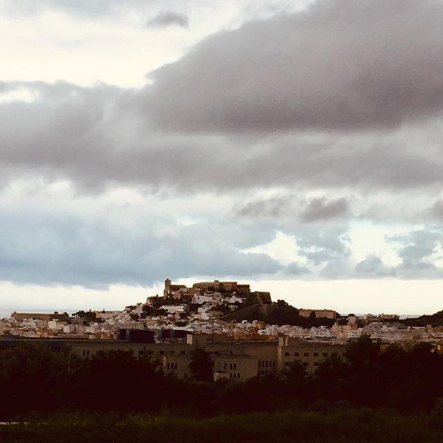 Ibiza old town🖤