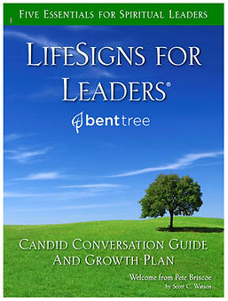 LifeSigns for Leaders Growth Plan