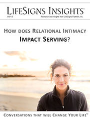 LifeSigns research on serving in churches