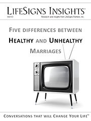 LifeSigns research on marriage