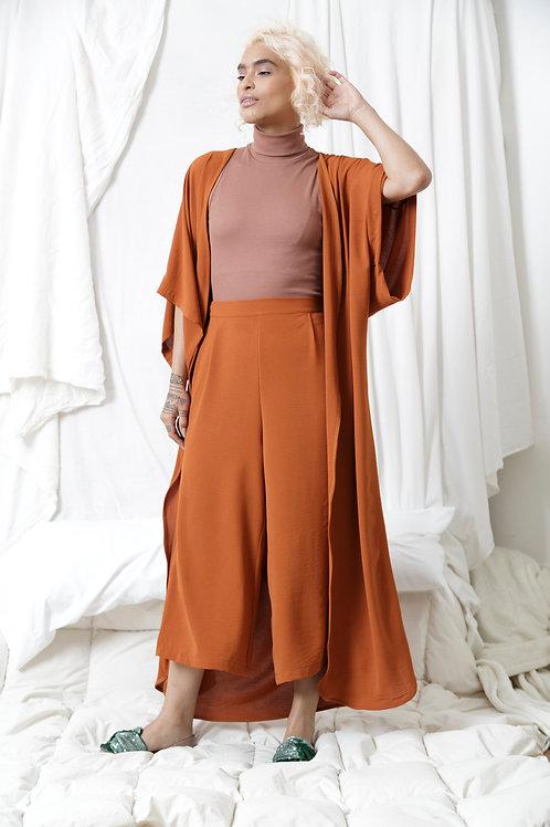 Conjunto Kimo Dress Naranja Shedron