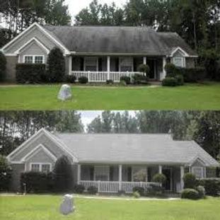 Non pressurewashing siding and roof Maryland