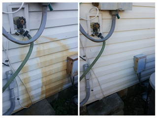 Hard water/rust removal