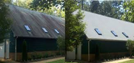 Roof And Vinyl Siding Non Pressure Washing In Maryland